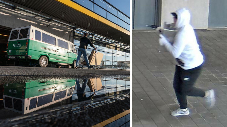 Überfall auf Ikea-Geldtransporter