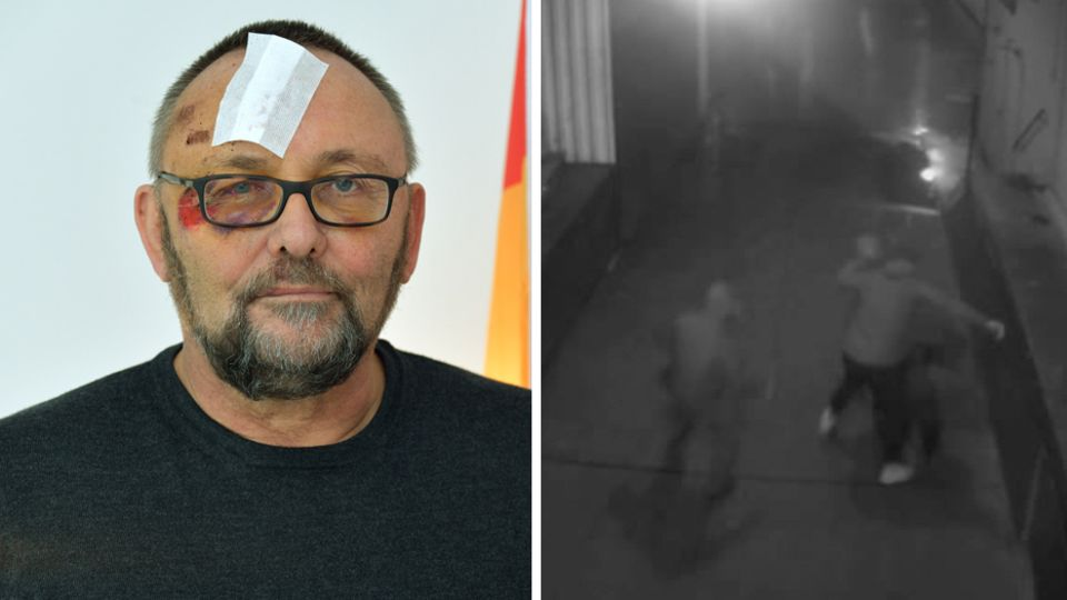 Überfall auf Frank Magnitz
