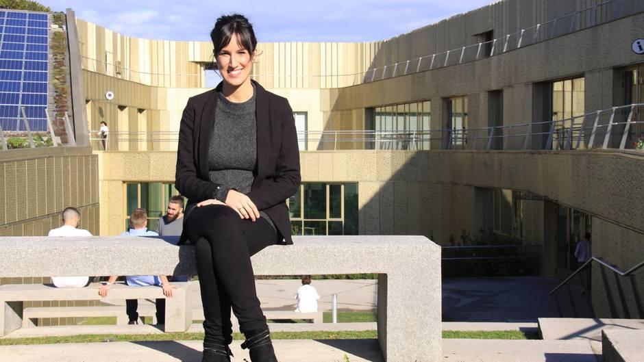 Usune Etxeberria, 33, untersucht, welchen Einfluss verschiedene Kochtechniken auf die Mikroben im Darm haben