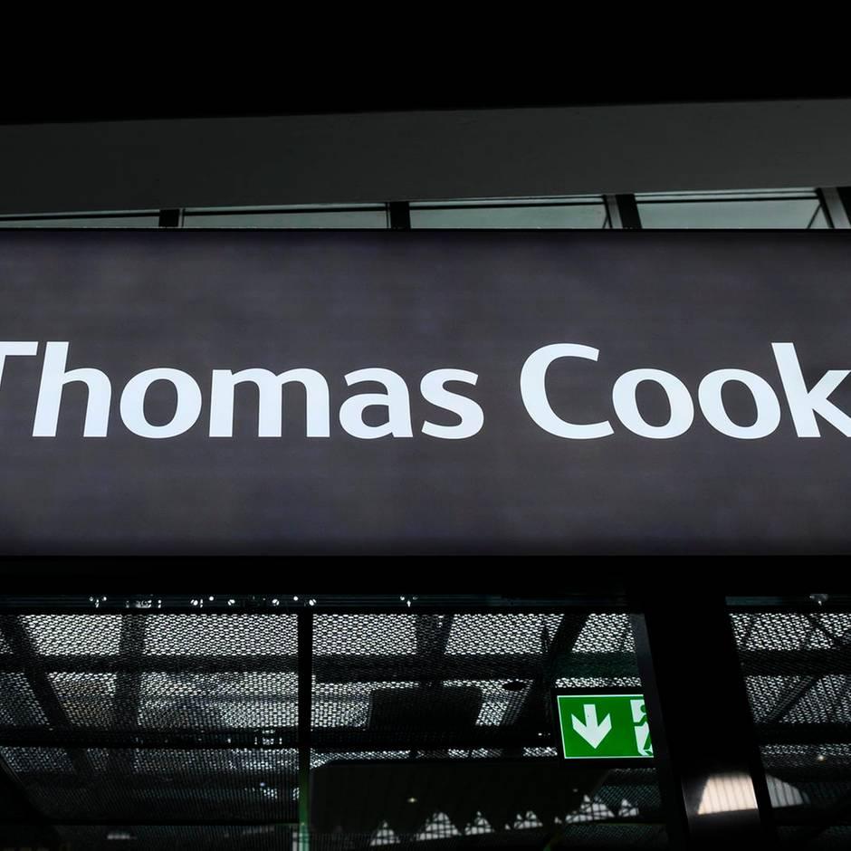 News von heute: Versicherung kann Kunden von Thomas Cook nur 17,5 Prozent ihrer Ansprüche erstatten