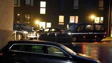 Dänemark, Kopenhagen: Die Polizei führt Durchsuchungen in Aalborg durch.