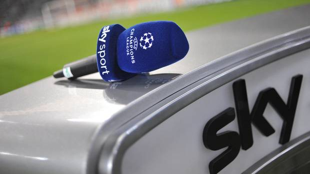 20 Jahre lang hat Sky die Champions League übertragen, nun hat der Sender die Übertragungsrechte verloren