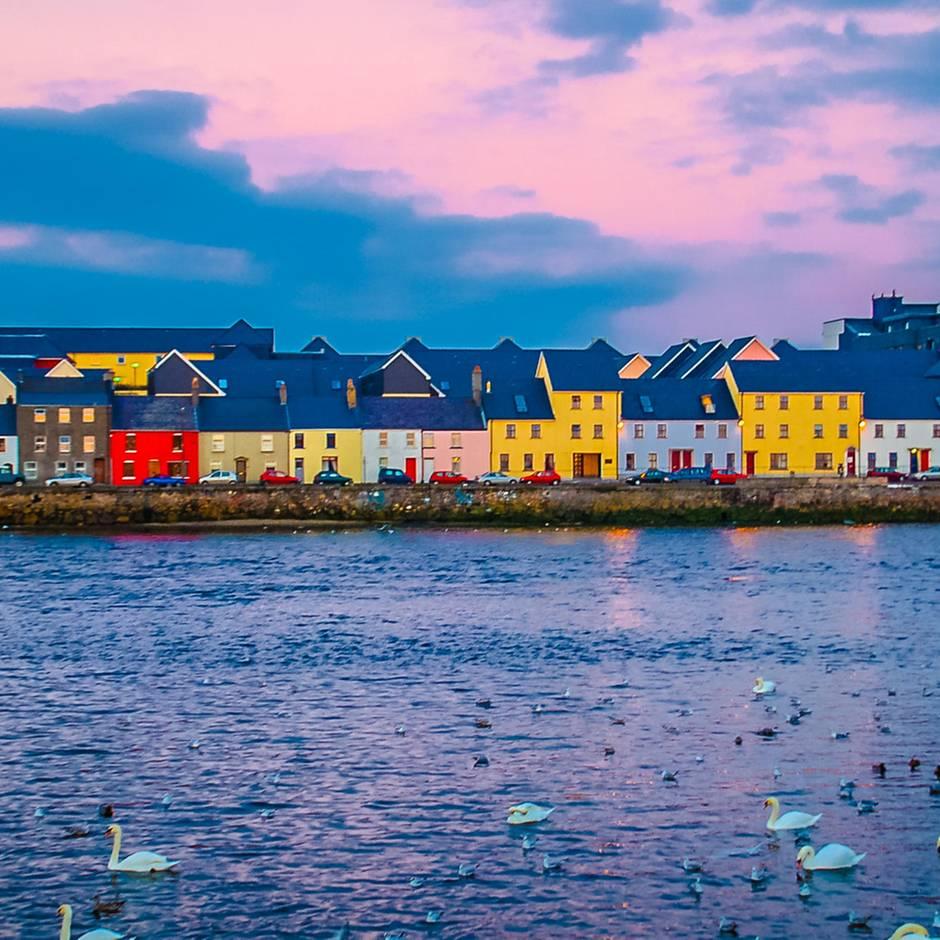 An Irlands Westküste: Warum Sie 2020 unbedingt die irische Hafenstadt Galway besuchen sollten