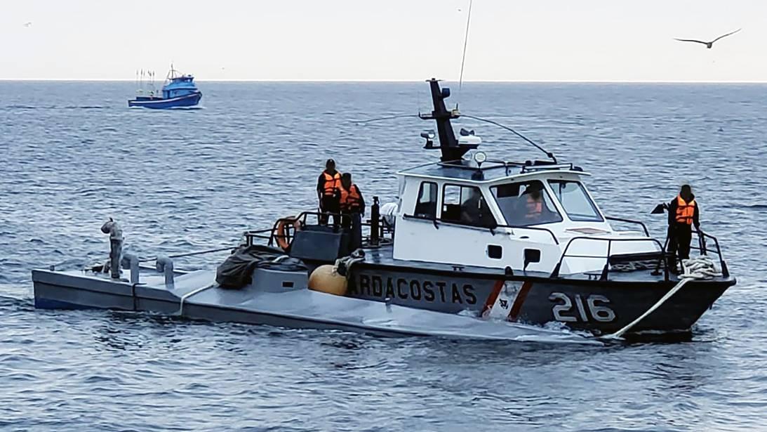 """Peru: Drogenschmuggler gestoppt: """"Unterwasser-Floß"""" hatte zwei Tonnen Kokain an Bord"""