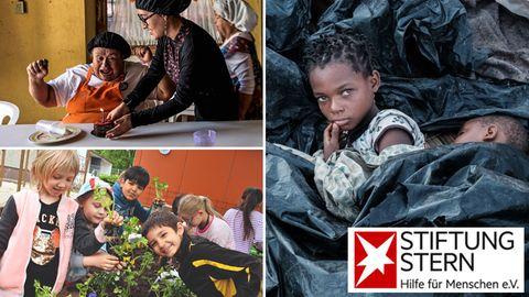 Stiftung stern Jahresrückblick 2019 Kombo
