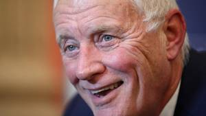 Weltverbandsboss Barry Hearn