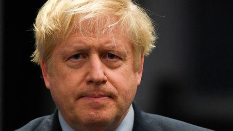 """Premier Boris Johnson sieht das Wahlergebnis als""""ein mächtiges Mandat"""" an , """"Brexit durchzuziehen"""""""