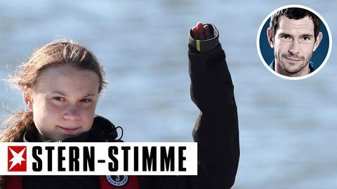 Micky Beisenherz über Greta Thunberg