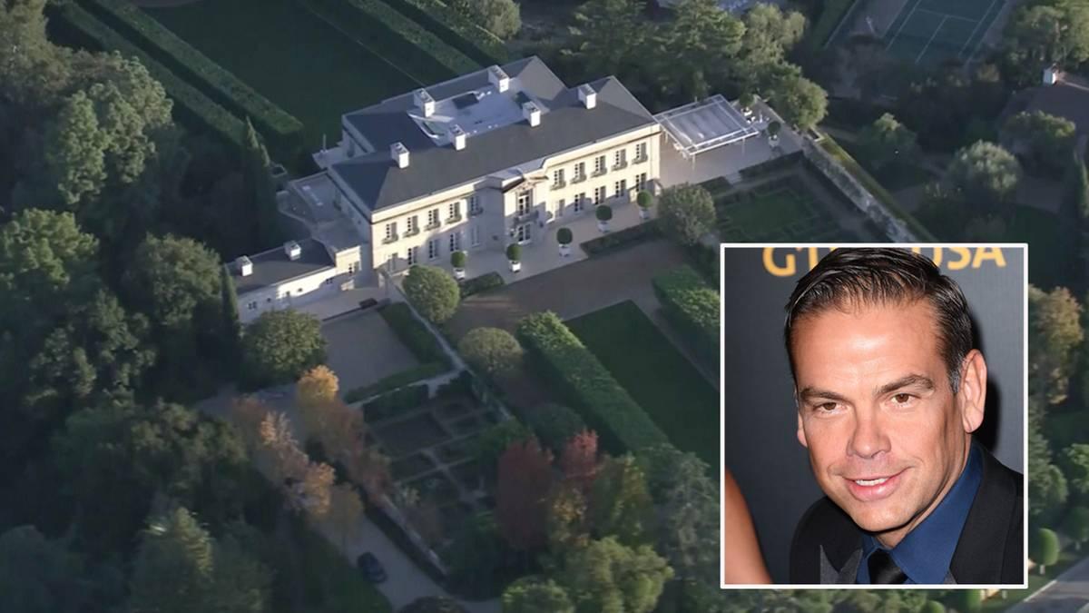 Rekordkauf in Kalifornien: Murdochs Sohn kauft sich 150-Millionen-Dollar-Villa
