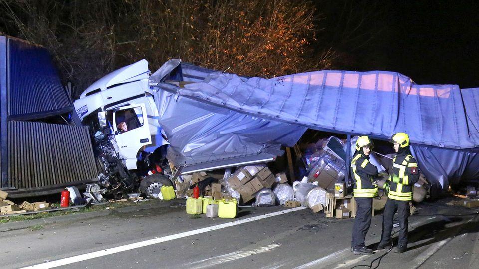 Aktuelle Unfälle Nrw