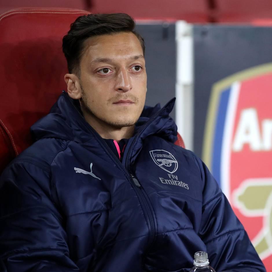 Kommentar auf Twitter: Özil setzt sich für unterdrückte Muslime in China ein – und der FC Arsenal distanziert sich