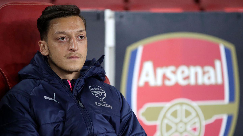 Mesut Özil, Mittelfeldstar des FC Arsenal