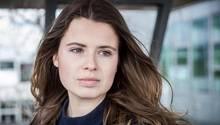 Luisa Neubauer, Klimaaktivistin und Kolumnistin des stern