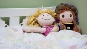 Ein Kinderzimmer: In den USA hackte sich ein Unbekannter in die Überwachungskamera eines solchen