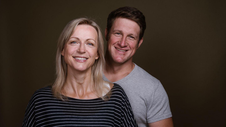 Inge und Matthias Steiner sind seit neun Jahren verheiratet. Ihre zwei Söhne sind sechs und neun Jahre alt