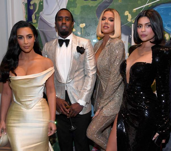 Diddy und die Kardashians