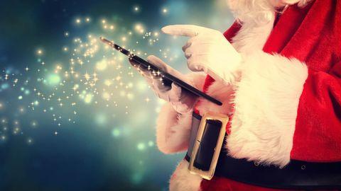 An Weihnachten kommen Technik-Geschenke besonders gut an