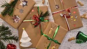 Mit diesen Basteltipps sind Ihre Geschenke die schönsten unterm Weihnachtsbaum