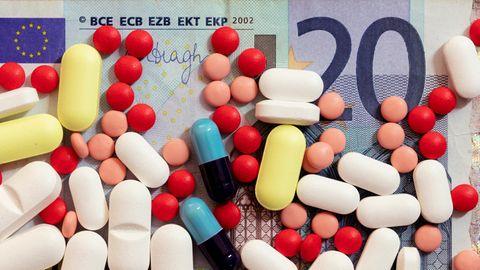 Hohe Gesundheitskosten in Deutschland