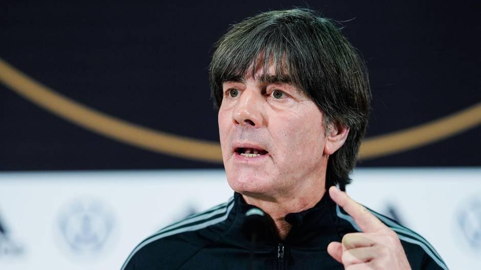 Joachim Löw, Bundestrainer der Fußball-Nationalmannschaft