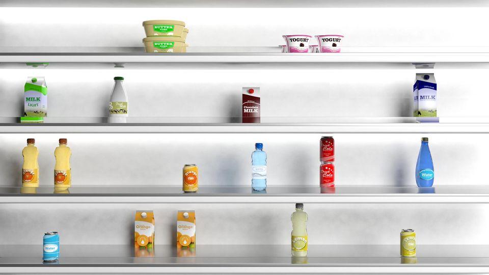 Stiftung Warentest Light-Produkte
