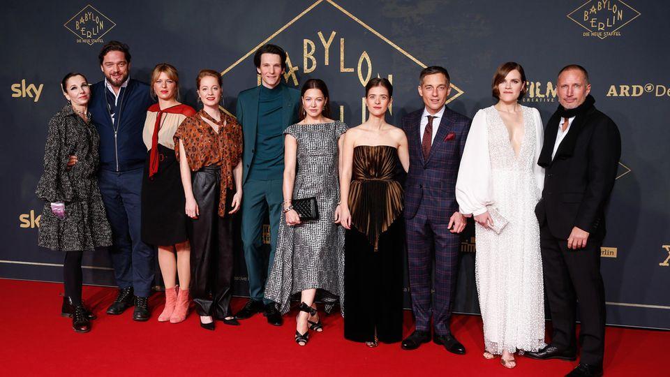 """Babylon Berlin"": Staffel drei feiert Premiere"