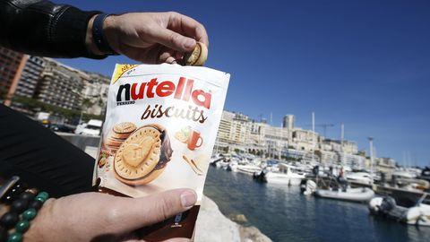 Ferrero bringt Nutella-Kekse raus