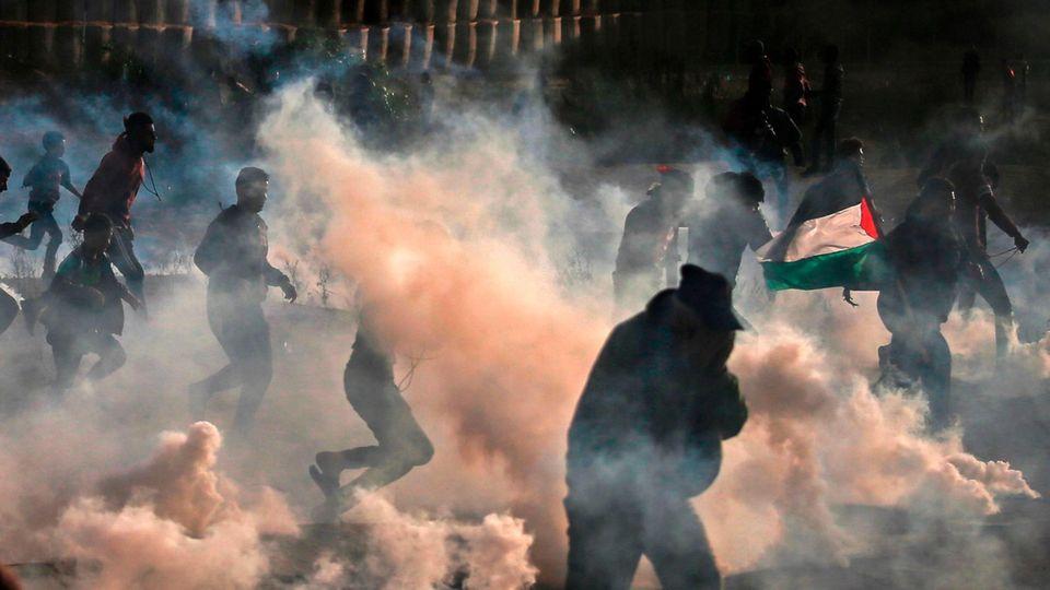 Chronologie des Nah-Ost-Konflikts