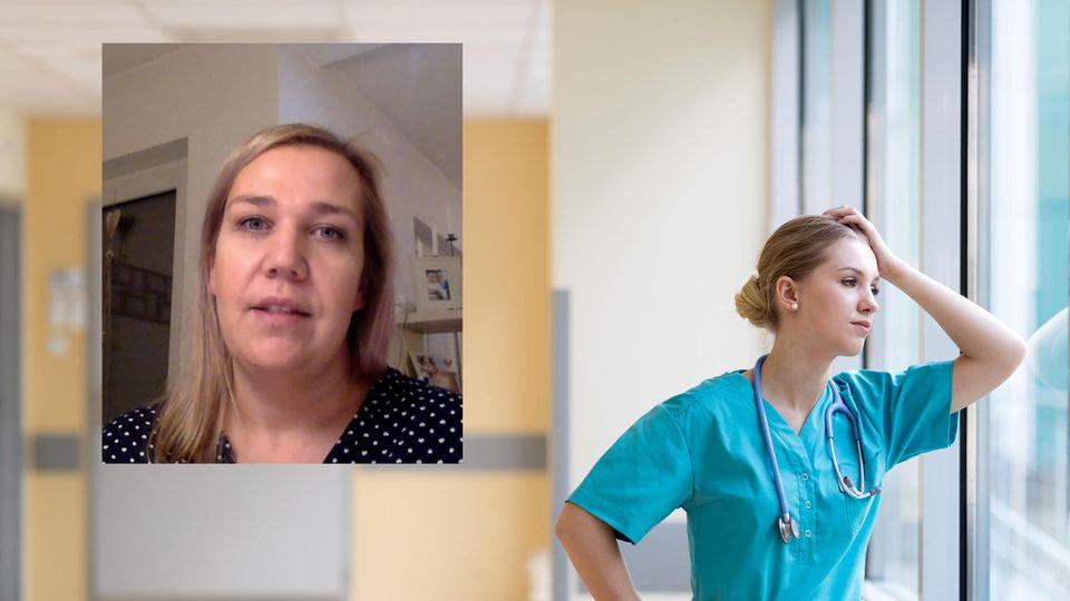 Viele Krankenschwestern erleben in ihrem Arbeitsalltag Übergriffe