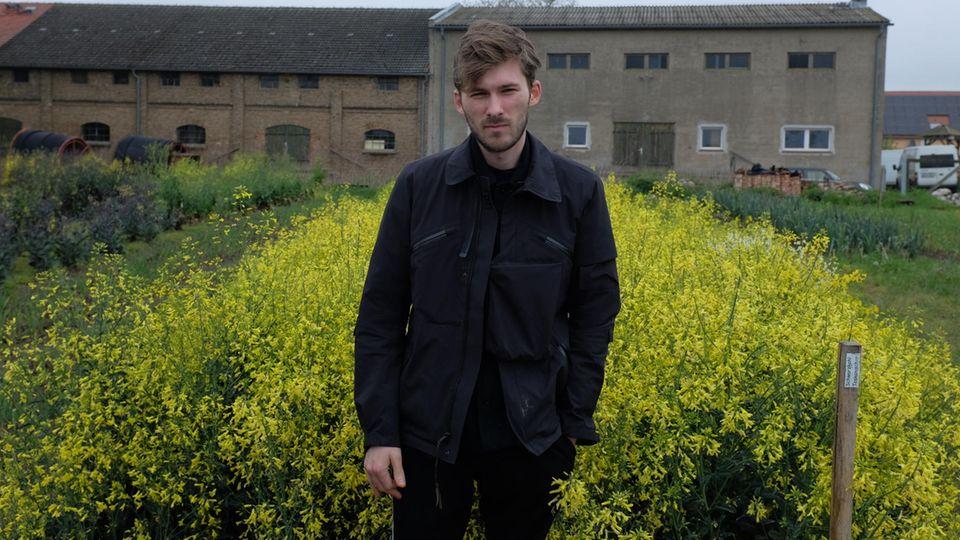"""Dylan Watson-Brawn hat sich das """"Ernst"""" in Berlin ausgedacht"""