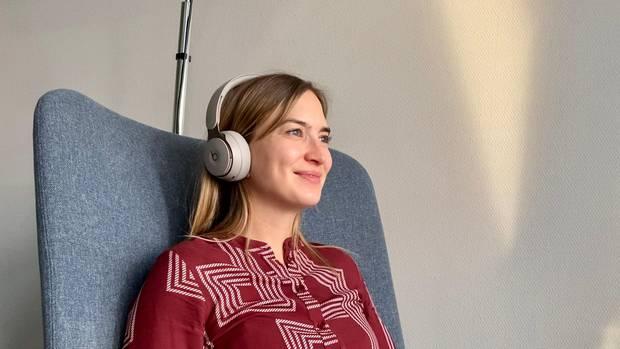 Für den Musikgenuss zuhause wäre ein Kabel praktisch gewesen