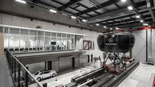 Fahrwerksentwicklung Daimler Sindelfingen