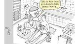 stern-Zeichner: Die besten Cartoons von Til Mette