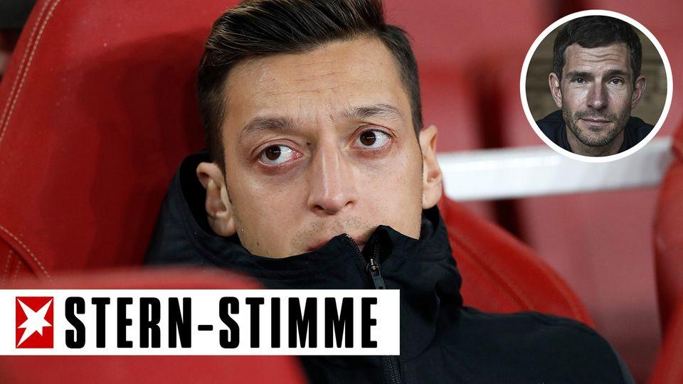 Fußballer Mesut Özil