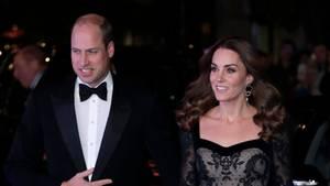 Herzogin Kate und Prinz William waren auf BBC zu sehen