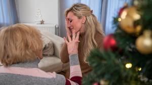 Zu Weihnachten gibt es besonders viel Streit