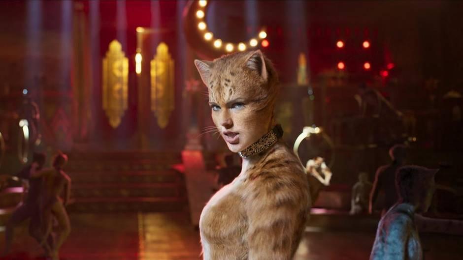 """Der """"Cats""""-Film wurde erst Stunden vor der Weltpremiere fertig"""