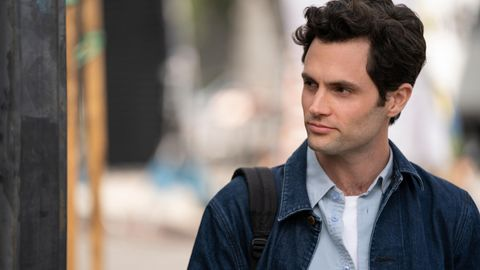 "Wirkt handzahm, hat es aber faustdick hinter den Ohren: ""Gossip Girl""-Schnuckel Penn Badgley mimt in ""You"" den irren Stalker Joe."
