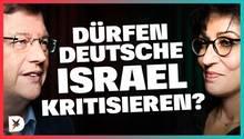 DISKUTHEK: Wann ist Kritik an Israel Antisemitismus? Jüdin vs. Bischof