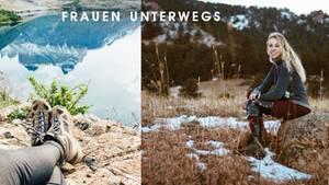 """She explores - Frauen unterwegs"""" von Gale Straub"""