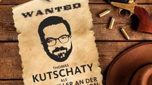 Wanted-Plakat von Kutschaty
