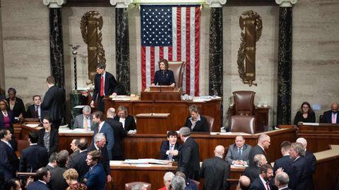Das US-Repräsentantenhaus