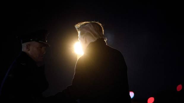 Donald Trump: Impeachment-Verfahren ist eröffnet