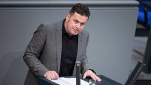 Lars Herrmann im Bundestag