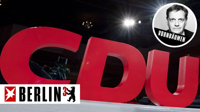 Berlin hoch 3 - CDU in Sachsen-Anhalt