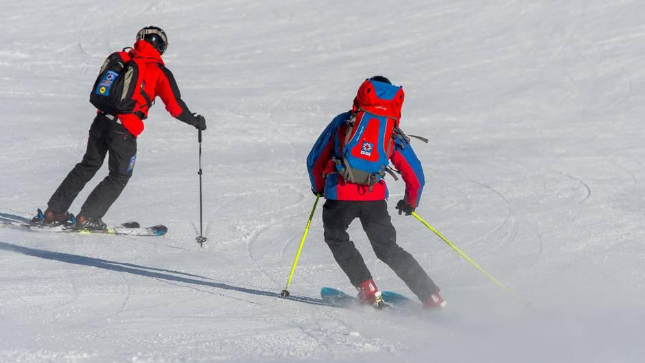 Skiunfall Heute