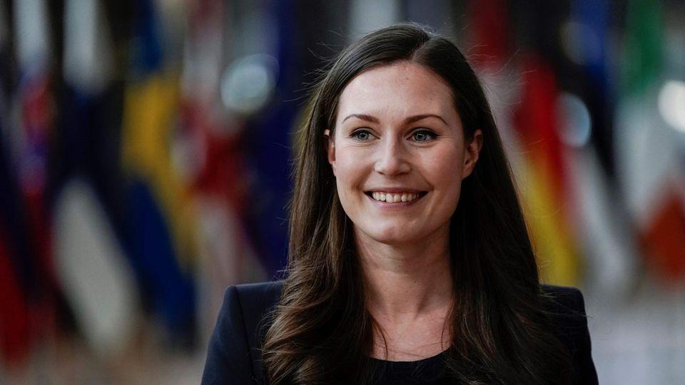 Finnlands neue Ministerpräsidentin Sanna Marin