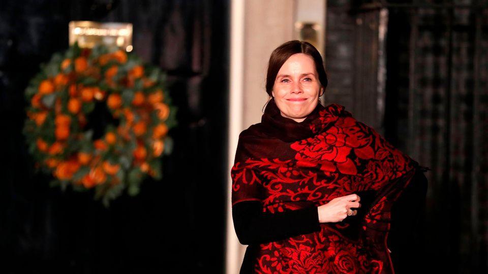 Katrín Jakobsdóttir, Regierungschefin Islands