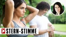 Der Druck, fit zu sein, wirkt sich auf manche Menschen negativ aus (Symbolbild)