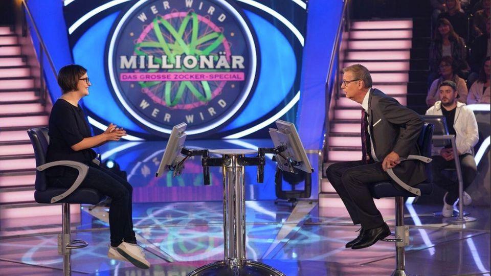 """""""Wer wird Millionär?"""": Kandidatin sorgt für Lacher bei Günther Jauch"""